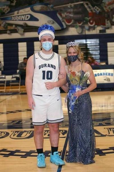 Durand announces Winterfest court