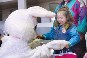 Easter visit