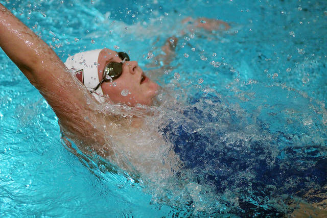 GIRLS SWIMMING: Young Cavaliers face tough test in Flint Metro League