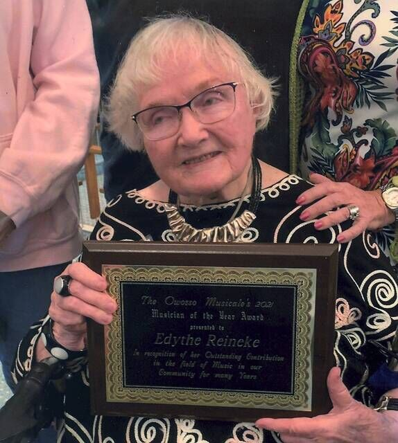 Owosso Musicale honors Musician of the Year