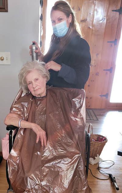 House call hair stylist