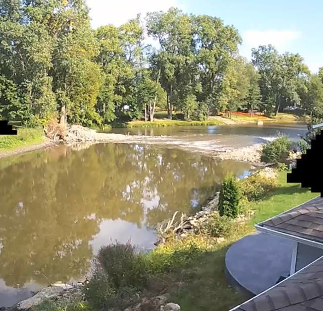 Friends of River livestreams Corunna dam removal