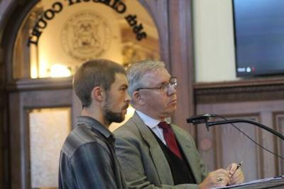 Lennon man pleads guilty to drunken driving that resulted in rollover crash