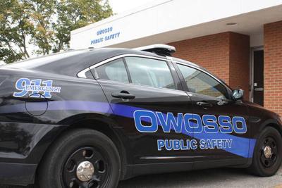 Owosso police car