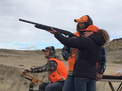 54 locals certified in Hunter Education