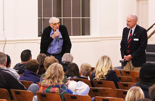 Charter school honors roots: Classical Academy celebrates 90th anniversary of the Olde School
