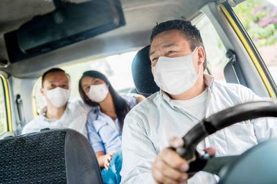 Health authority issues advisory to counties in it's district; suggestion for masks included