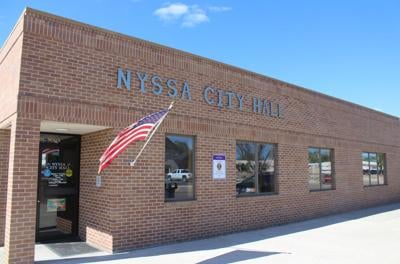 Nyssa reopens city hall, police department