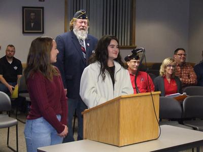Students tell about Girls State