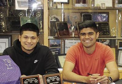 Fruitland's Rios and Gonzalez sign to Treasure Valley Community College