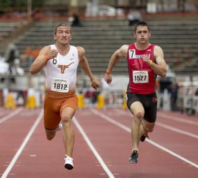 Joe Delgado relays