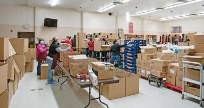 Meal kits and menus: Nearly 300 families sign up to receive food to stretch thru holiday break