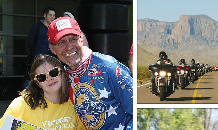 Kyle Petty's Charity Ride Across America plans local stop