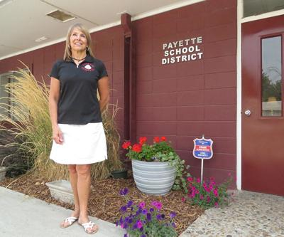 Gilbert retires as leader of Payette schools