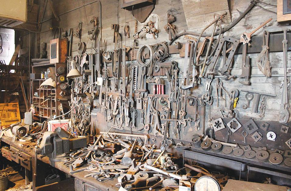 Blacksmithing stands the test of time
