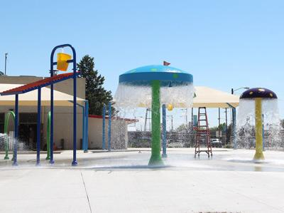 No Memorial Day opening for splash park this year
