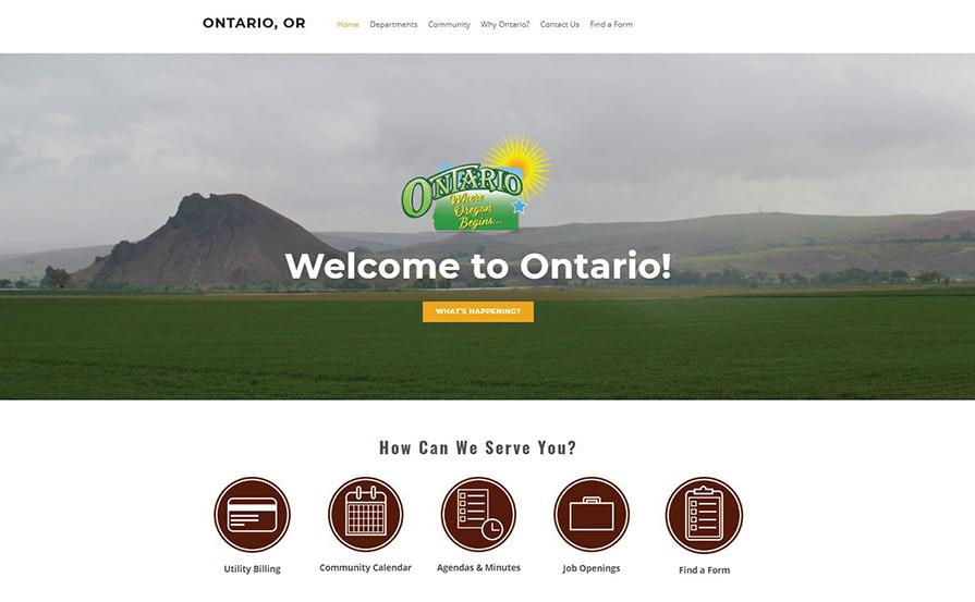 City's home base gets 'stronger' as revamped website launches Monday