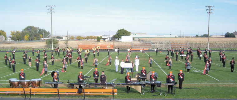 Hanigan Chevrolet donates to FHS Band and Color Guard's Fiesta Bowl