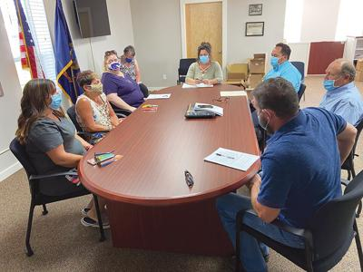 New Plymouth School District negotiations meeting