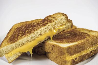 American cheese is a recipe staple