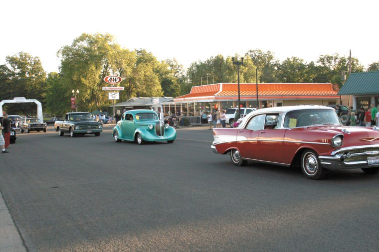 Cruise Night And Car Show In Payette Turns This Year Local News - Cruise car show