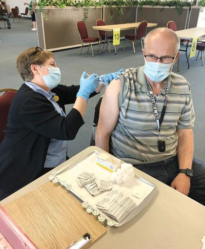 Clinic will go on as planned, minus one-dose COVID-19 vaccines