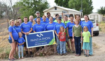 Bank urges public to nominate homes for paint-a-thon