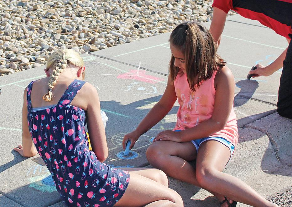 Chalk the Walks event is 'a healing journey'