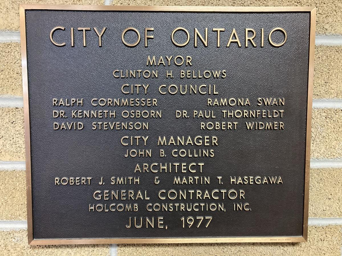 City Hall has been in same place since June of 1977