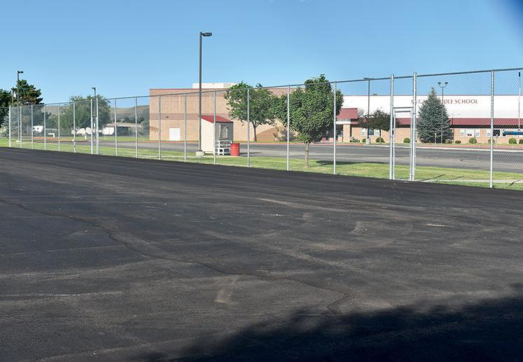 Superintendent gives update on facility upgrades, leadership positions