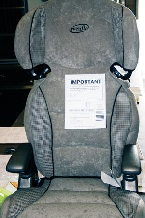 Car Seat Safety Program Set At Ontario Fire Station
