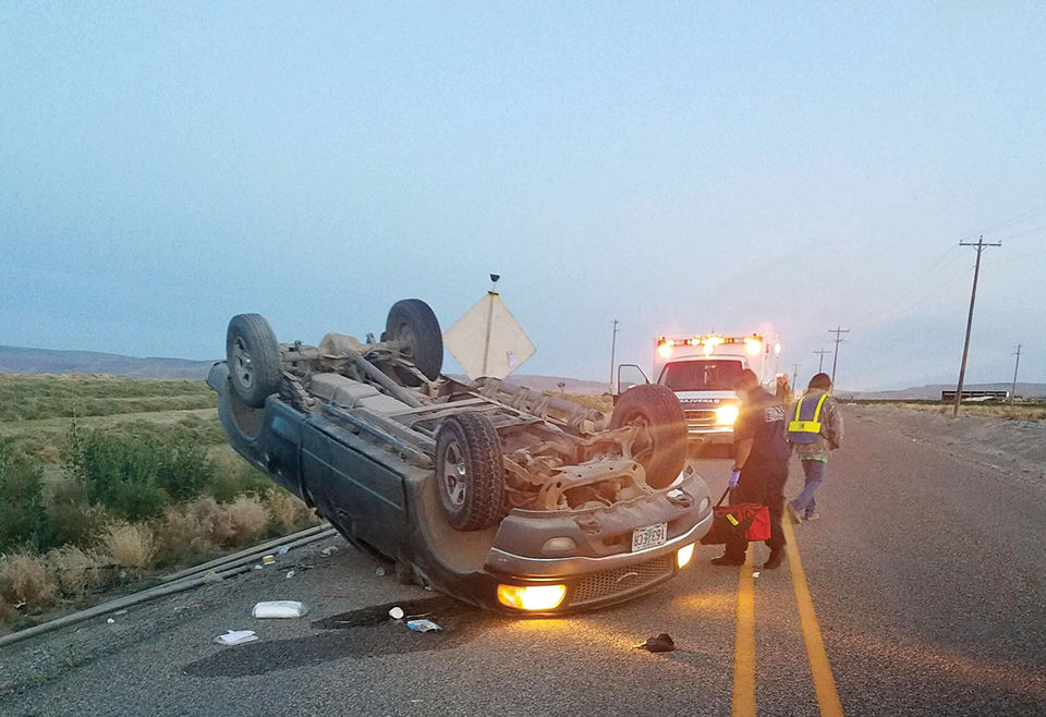 UPDATE: Adrian resident treated and released following rollover