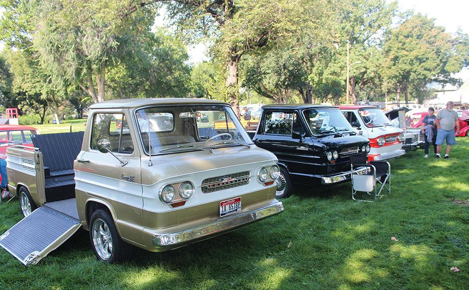 Rare wonders on display during annual car show