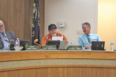 Council mulls over when to apply for T-Mobile grant