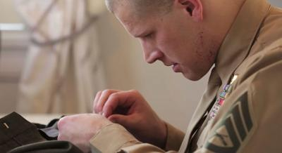 Panel discussion on Monday to follow screening of film about veteran with PTSD