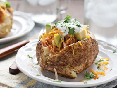 Potato Back to School