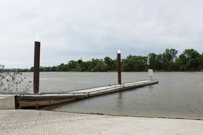 Ontario state park dock