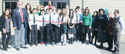 Family Education Center opens