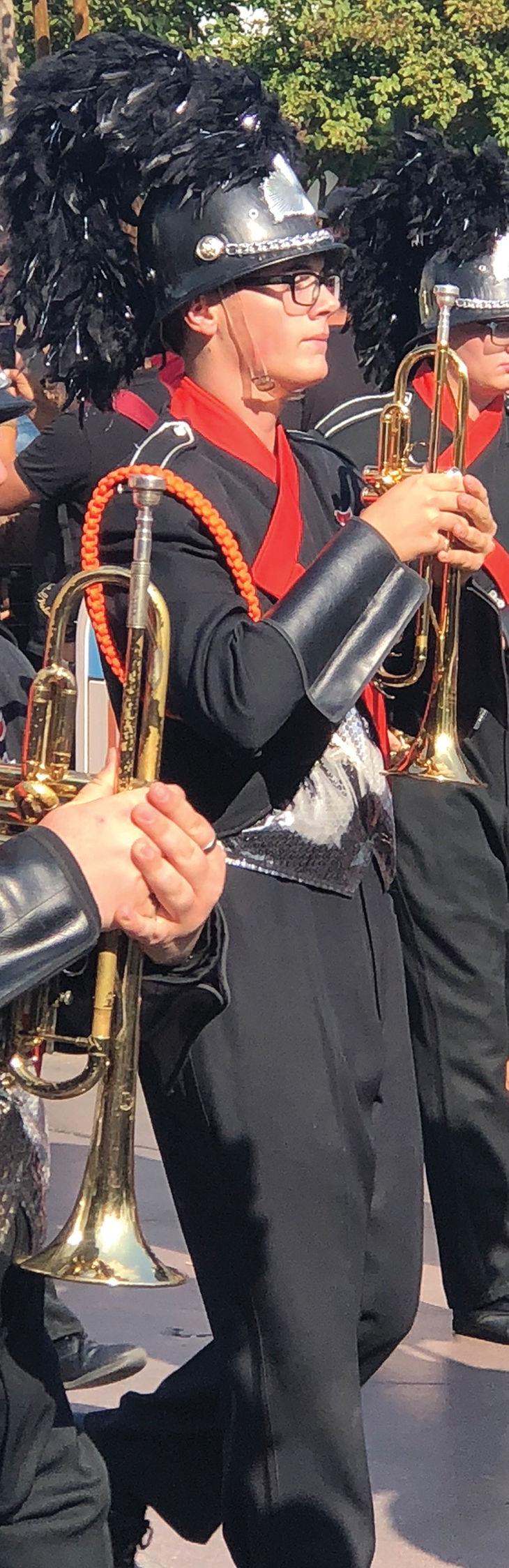 Fruitland Grizzlies trumpeter William McComb joins elite tour