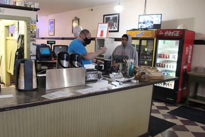 Lottery opens at  facilities still closed for dining, drinking