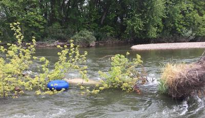 As swift water rescue team stays busy, official urges caution