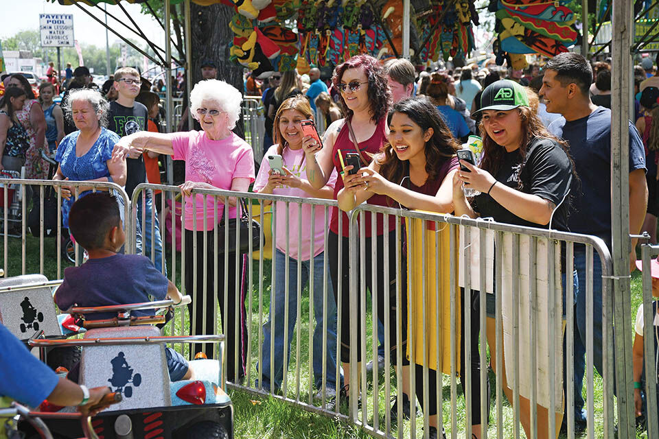 Growing a 98-year-old tradition: Unlocking the history of the annual Apple Blossom fest