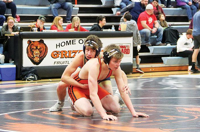 'It's changed his life': Wrestling helps Fruitland student with autism becomes more social