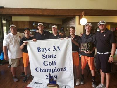 Grizzly golf overcomes all odds for first state title