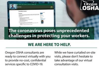 Oregon OSHA enforces safe workplaces amidst pandemic