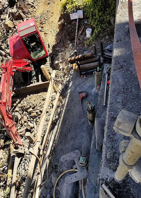 Repairs underway at Willamette Falls Fishway to ensure passage for endangered fish