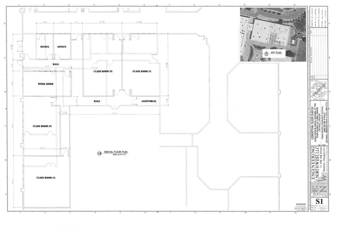 FRCC floor plan