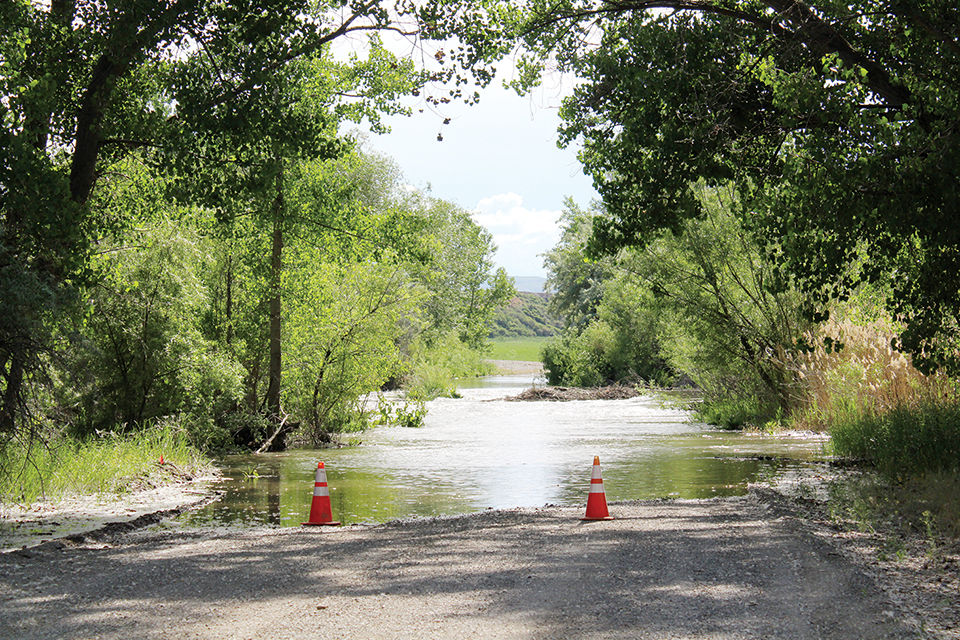 'Watershed is saturated.' Irrigation officials say flooding a growing concern as inflows surge.