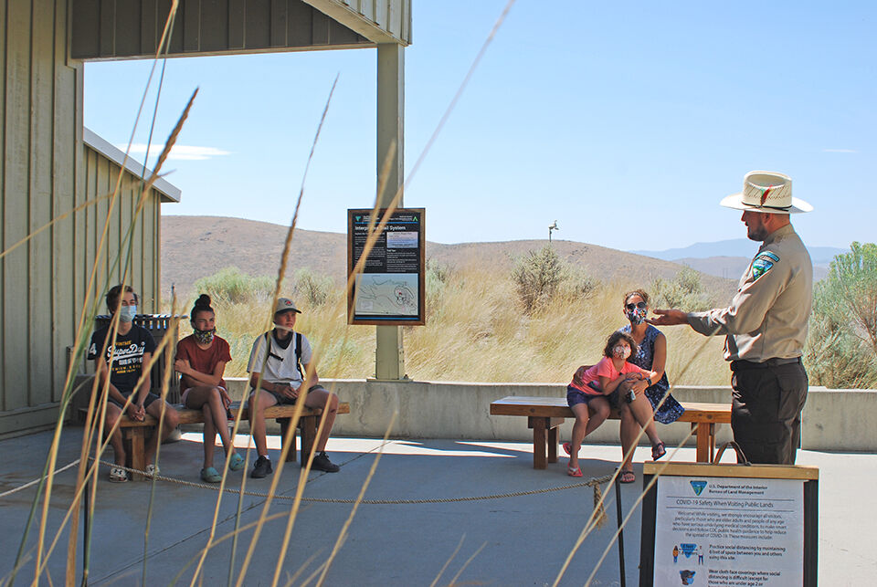 Pioneers, porch chats, and gold among September programs at the Interpretive Center