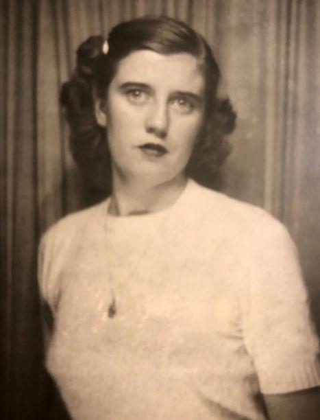 Delores Faye Meeker Andersen